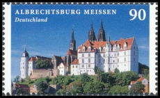 FRG MiNo. 3062 ** Castles and Palaces: Albrechtsburg Meissen, MNH