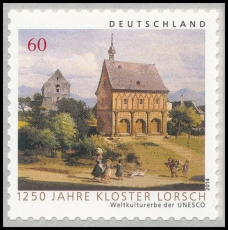 FRG MiNo. 3055 ** World Heritage 1250 y. Lorsch Abbey, MNH, self-adh., from box