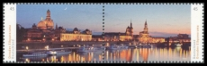FRG MiNo. 3068/3069 set, pair ** Germanys most beautiful panoramas (IV), MNH