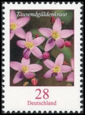 FRG MiNo. 3088 ** Flowers: Centaury, MNH