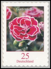 FRG MiNo. 2699 ** Flowers (XVIII): Carnation, MNH, self-adhesive