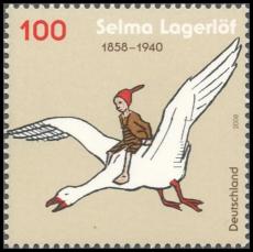 FRG MiNo. 2705 ** 150th anniversary of Selma Lagerlof, MNH