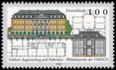 FRG MiNo. 1913 ** World Cultural Heritage: Castle Augustusburg & Falkenlust, MNH