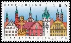 FRG MiNo. 1910 ** 1100 years Straubing, MNH
