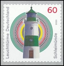 FRG MiNo. 3555 ** Series Lighthouses: Schleimünde, MNH
