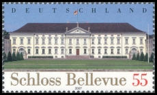 FRG MiNo. 2601 ** Bellevue Palace - the official residence of the President, MNH