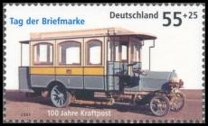 FRG MiNo. 2456 ** Stamp Day 2005: 100 years motorized postal, MNH