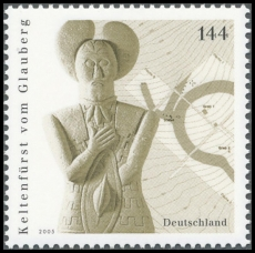 FRG MiNo. 2436 ** Archaeology in Germany (II), MNH