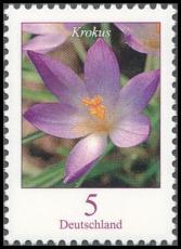 FRG MiNo. 2480 ** Flowers (IV): crocus, MNH