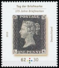 FRG MiNo. 3173 ** Series Stamp Day 2015: 175 years stamps, MNH