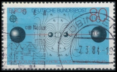 FRG MiNo. 1176 o C.E.P.T.- Great works of the Human mind, postmarked