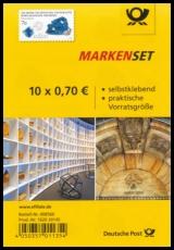 FRG MiNo. FB 52 (3198) ** University Freiberg, Foil sheet, self-adhesive, MNH