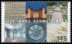 FRG MiNo. 3204 ** 1250 years Schwetzingen, MNH
