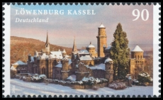 FRG MiNo. 3200 ** series Castles: Löwenburg Kassel, MNH