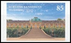 FRG MiNo. 3231 ** series Castles: Schloss Sanssouci, MNH, self-adhesive