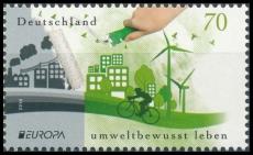 FRG MiNo. 3238 ** Series Europe 2016: living Environmentally aware, MNH