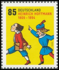 FRG MiNo. 2739 ** 200th birthday of Heinrich Hoffmann, MNH