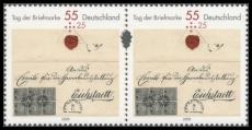 FRG MiNo. 2735 pair ** Stamp Day, MNH