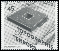 BRD MiNr. 3276 ** Topographie des Terrors, postfrisch