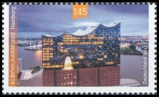 FRG MiNo. 3278 ** Opening of the Elbphilharmonie, MNH