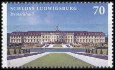 FRG MiNo. 3285 ** Series Castles and palaces: Schloss Ludwigsburg, MNH