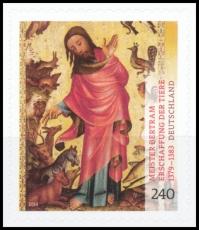FRG MiNo. 3161 ** Treasures German Museums, MNH, self-adhesive