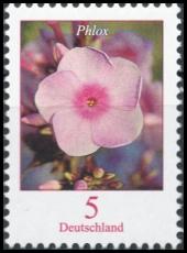 FRG MiNo. 3296 ** Series Flowers: Phlox, MNH