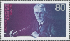 FRG MiNo. 1382 ** 75th anniversary of the death of August Bebel, MNH