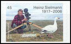 FRG MiNo. 3319 ** 100th birthday of Heinz Sielmann, MNH, self-adhesive