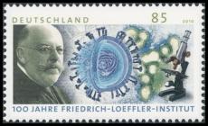 FRG MiNo. 2825 ** 100 years Friedrich Loeffler Institute for Animal Health, MNH