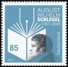 FRG MiNo. 3332 ** 250th birthday of August Wilhelm Schlegel, MNH