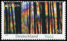 FRG MiNo. 2864 ** Europe: The Forest, MNH
