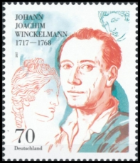 FRG MiNo. 3338 ** 300th birthday of Johann Joachim Winckelmann, MNH