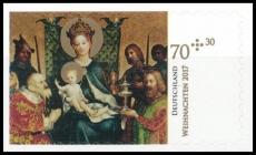 FRG MiNo. 3345 ** Christmas 2017: Holy Three Kings, MNH, self-adhesive