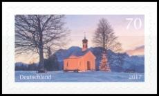 FRG MiNo. 3346 ** Christmas chapel, MNH, self-adhesive