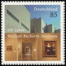 FRG MiNo. 2866 ** 150 years Wallraf-Richartz Museum in Cologne, MNH
