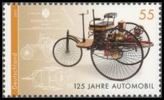 FRG MiNo. 2867 ** 125 Years Automobile, MNH