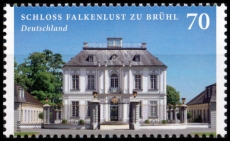 FRG MiNo. 3354 ** Series Castles and Palaces: Schloss Falkenlust, MNH