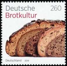 FRG MiNo. 3355 ** German bread culture, MNH