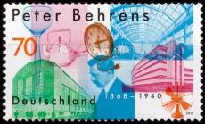 FRG MiNo. 3373 ** 150th birthday of Peter Behrens, MNH