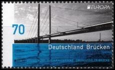 FRG MiNo. 3383 ** Series Europe 2018: Bridges, MNH