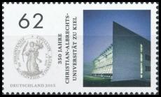 FRG MiNo. 3139 ** 350 years University of Kiel, MNH