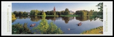 FRG MiNo. 3405/3406 set ** Garden Kingdom Dessau-Wörlitz, self-adhesve, MNH