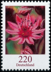 FRG MiNo. 3414 ** Permanent series Flowers: houseleek, MNH