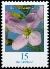 FRG MiNo. 3424 ** Permanent series Flowers: cuckooflower, MNH