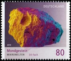 BRD MiNr. 3478 ** Serie Mikrowelten: Mondgestein, postfrisch