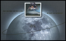 FRG MiNo. Block 84 (3479) ** 50 years First Moon Landing, MNH