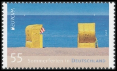 FRG MiNo. 2933 ** Europe 2012: Postal: Holiday in Germany (III), MNH
