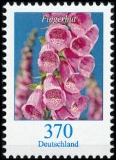 FRG MiNo. 3501 ** Permanent series of flowers: Foxglove, MNH