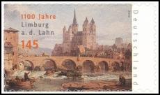 FRG MiNo. 2778 ** 1100 years Limburg, MNH, self-adhesive